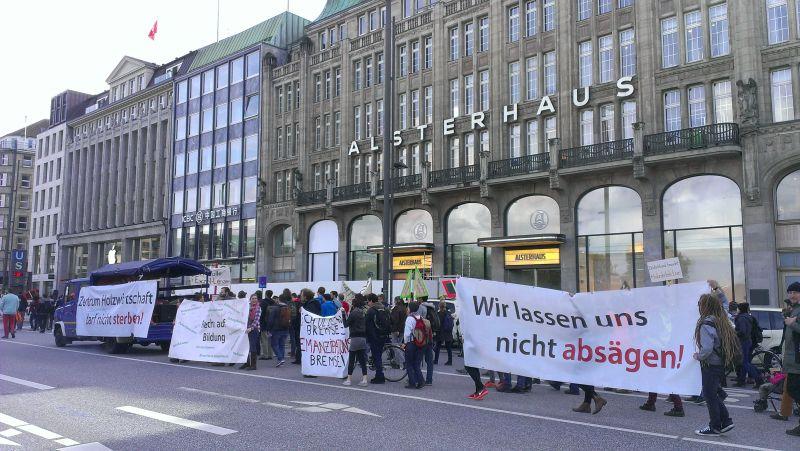 Hamburger Studenten